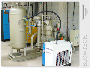 Air Compressor and Air Dryer